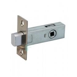Задвижка дверная MVM WC-100 SN (никель матовый)