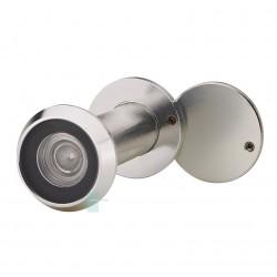 Глазок дверной MVM DV35-55/16 MC (матовый хром)