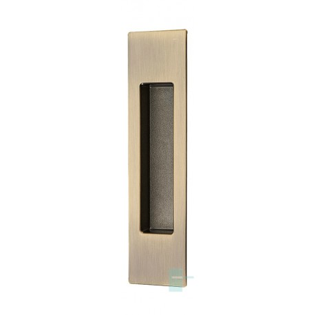 Ручка для раздвижных дверей MVM SDH-2 AB (старая бронза)